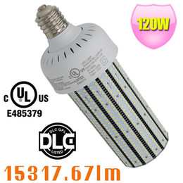 Wholesale Led Halogen Replacements - 120W Mogul base E39 led corn light bulb, 400w halogen bulb replacement 120w led corn bulb led corn cob light