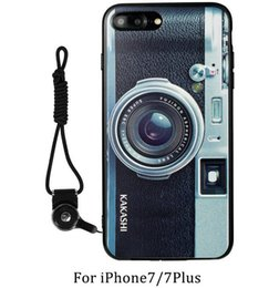 Wholesale Iphone Retro Game - New retro camera tape Game controllers pattern tpu Phone Case For iPhone 7   iphone 7 plus