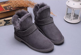 Wholesale Womens Winter Boots Sand - Free shipping 2017 High Quality GGG Women's Classic tall Boots Womens boots Boot Snow Winter boots leather boot US SIZE 5--9