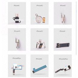 Wholesale Vibration For Iphone 4s - Vibrating Motor Replacement Part Vibration Module for Apple iPhone 4G 4S 5G 5S 5C 6G 6G Plus 6S 6S Plus Vibrator Motor