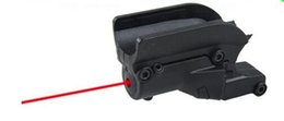 Wholesale Laser Light For Scope - New Accessories red Laser sight for 1911 Pistol for rifle scope for hunting sport