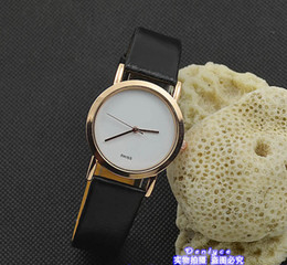 Wholesale Ladies Stylish Watches - Free shipping HOT High-quality Women Watch Fashion Casual Unique Stylish watches Brand Quartz leather sport Lady wristwatches