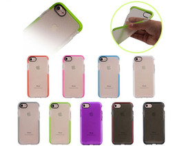 Wholesale Top Seller Wholesaler - Top Seller Basketball D30 TPU Case with Candy Color Border for iPhone 6 6 Plus 7 7 Plus iPhone 8 100% Quality Guarantee Mobile Phone Cover