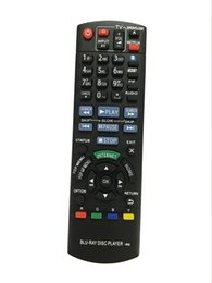 Wholesale Blu Ray Disc Player - N2QAYB000719 Repalcement Remote Control for Panasonic DMP-BDT220 DMPBDT220 Blu-ray Disc Players