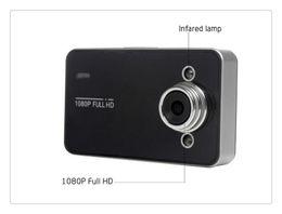 Wholesale Dvr Novatek - DVR K6000 NOVATEK 1080P Full HD LED Night Recorder Dashboard Vision Veicular Camera dashcam Carcam video Registrator Car DVR