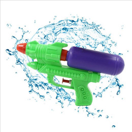 Wholesale Wholesale Small Toy Guns - Summer hot toys outdoor play water small water guns beach children plastic toys water guns wholesale