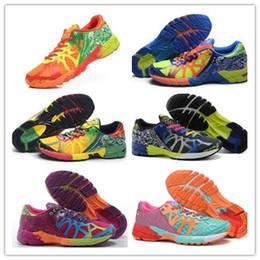 Wholesale Gel Noosa Tri Shoes - 2017 NEW Gel-Noosa TRI 9 IX high quality men Women Running Shoes hot sale Cheap Training Lightweight Walking Sport Shoes