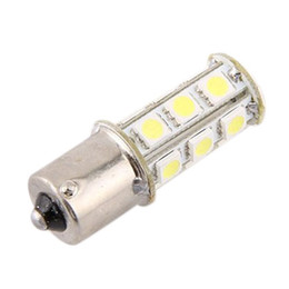 Wholesale 18 Smd 1156 Led Lights - 1 Pair 1156 Multifunctional Bright White 18-SMD LED Car Tail Lights CEC_409