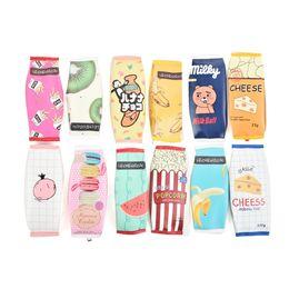 Wholesale Cute Animal Pencil Cases - New Arrival Cartoon Cosmetic Bag Cute Candy Pencil Cases Wholesale Travel bag Simple Light Practical Bag LBQ473