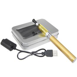 Wholesale Ego T Kit Aluminum - Ego CE5 E Cigarette starter Kits CE5 atomizer Ego T Battery Electronic Cigarette vaporizer in aluminum case Kit