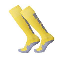 Wholesale Plain Black Socks - Men Boys Cotton Comfortable Leg Compression Long Socks Stretch Relief Soft Socks Plain Over Knee High Sock