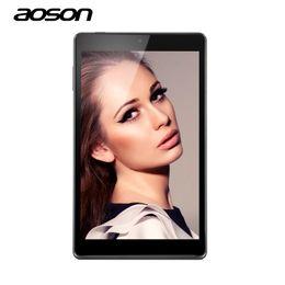 Wholesale Hd Tablet 1gb Ram - Wholesale- NEW Aoson M812 8 inch HD Tablet PC A33 Quad Core 1280x800 HD IPS lollipop Android 5.1 Wifi 3500mAh 1GB RAM 16GB ROM Dual Cameras
