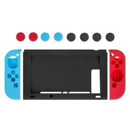 Canada pour Nintendo Switch Etui en silicone Étui de protection en silicone antiglisse souple Offre