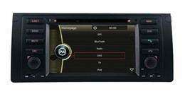 Wholesale Rear Console - Car DVD Player GPS Navigation for Land Rover Range Rover 2003-2004 with Radio Bluetooth USB AUX Audio Video Stereo Multimedia