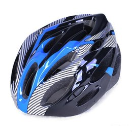 Wholesale Bicycle Helmets Yellow - EPS Cycling Helmet Bicycle Racing Safety Helmet Adult Professional Mens Bike Helmet Free Shipping