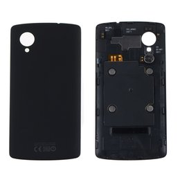 Wholesale Nexus Battery Door - Rear Battery Back Door Housing Case Cover For LG Google Nexus 5 D820 Cell Phone Mobile Back Cover Replacement