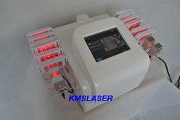 2019 lipo laser 16 pads Le corps portatif de contouring de corps de perte de poids de laser de 16 pads 650nm lipo laser lipo laser 16 pads pas cher