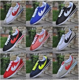 Wholesale Promotional Shoe Laces - Hot Sale !! Top quality 2017 New Lightweight Breathable Shoes A variety of styles Men Casual Men Sneakers Adult Sports Shoes Promotional