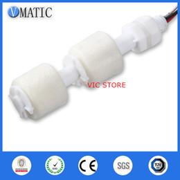Sensore ad alto livello online-10 pezzi Sensore di livello del tipo a galleggiante livello carburante di alta qualità OEM Sensori di livello in plastica con codice articolo VC0862-2Pq