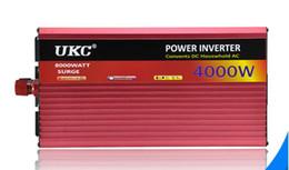 12v чистый инвертор синусоидальной волны Скидка Профессиональный инвертор version12V/24V/ 48V /60Vto 220v4000w, сила длительной мощности 2600 (W), может принести малые холодильники силы, микроволновые печи
