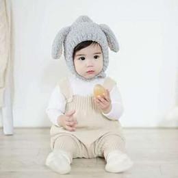 Canada 2017 enfants bébé style barboteuse automne-hiver avec du coton pur pour protéger son pantalon peut ouvrir la fourche lorsque bébé grimper vêtements Offre