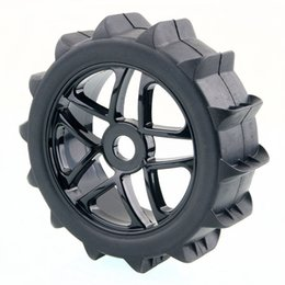 Wholesale Sand Buggies - RC HSP 85B-808 Tires with Wheel sets sand Type For 1:8 HoBao Buggy Short Course