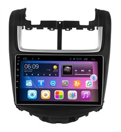 """Wholesale Car Dvd Gps Aveo - 9"""" big screen Quad core Android 4.4 system Car DVD player GPS radio for AVEO 2014-2016"""