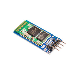 Wholesale Rf Wireless Arduino - New HC-06 Wireless Serial 4 Pin RF Transceiver Bluetooth Module HC-06 3.6V-6V 4pin Slave for Arduino