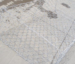 Wholesale Wire Mesh Prices - 2017 the new Zinc Coated Gabion basket or box, price of wire mesh and supplier,direct manufacturer