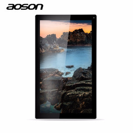 Wholesale Tablet Pc W Dual Camera - Wholesale- Cheap 10.1 inch Tablet pc Aoson M1016C-W Android 4.4 Quad Core Allwinner A33 1024*600 1G RAM 8G ROM WIFI OTG Multi-language