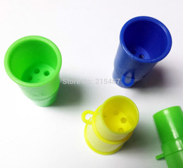 Wholesale Hat Favors - Wholesale- lot of 12 pc Whistles Siren Noise Maker Pinata Loot Party Bag Fillers Wedding Kid Novelty Birthday Game Gift Favors Toys