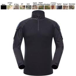 Tenue de camouflage T-shirt de camouflage SO05-007A ? partir de fabricateur