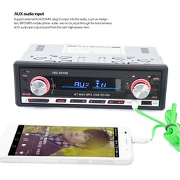 Wholesale Bluetooth Autoradio - JSD 20158 12V Car Radio MP3 Player Car Stereo Audio In-dash FM Receiver Bluetooth Autoradio with Remote Control CAU_01L