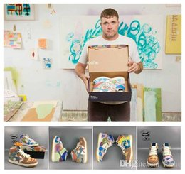 Sapatos de corrida premium on-line-2017 Chaussures nike Novo Thomas Campbell x O Que O SB Zoom Dunk Alta Premium Tênis Para Mulheres Dos Homens 918321-381 Esporte Atlético Tênis Eur 36-45