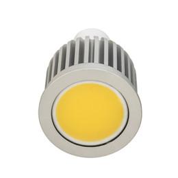 2019 cob ampoule 5w Ampoules de projecteur à LED 3W 5W 7W 9W GU10 COB lampe s'allume blanc chaud éclairage de spot led blanc froid AC85-265V promotion cob ampoule 5w