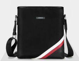 Wholesale Men S Backpack Bags - Men 's shoulder bag Messenger bag ipad backpack men' s leisure Oxford cloth canvas bag