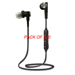 Wholesale Cheap Iphone Earbuds - Factory outlet Cheap Sports Wireless Earbuds Bluetooth Headphones Stereo Earphones With MIC