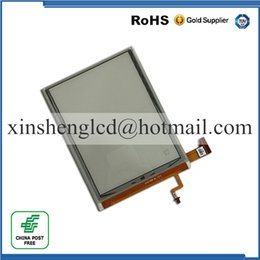Wholesale E Book Reader Kobo - Wholesale-Original New LCD Screen ED068OG1 ED0680G1 for KOBO Aura H2O Reader E-book LCD Displayl free shipping