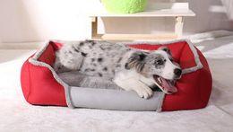 Wholesale Plastic Nest - foldable soft winter dog bed dog house cute kennel nest dog fleece pet care bed house