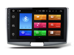 """Wholesale Volkswagen Passat Mirror - 10.1"""" Touch Screen 4+32G Android 8.0 System Auto Stereo For Volkswgagen Passat with GPS Navi Radio Mirror Screen OBD WIFI Car DVD Octa Core"""