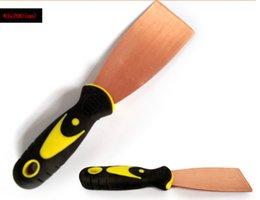 2271 Couteau à mastic anti-étincelles, outil à main pour la construction de sécurité ? partir de fabricateur