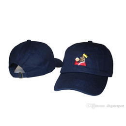 Wholesale Sip Drink - 2017 NEW Kermit Tea Hat The Frog Sipping Drinking Tea Baseball Dad Visor Cap Emoji New Popular 6 Panel polos caps hats for men and women