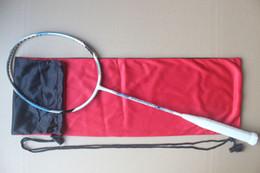 Wholesale End Tips - brave sword 12 badminton rackets high-end nano carbon BS-12L badminton racquet . free shipment