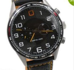 Wholesale Mp4 Sports Watch - 2017 new Automatic Men Mechanical Transparent Calibre Cal 1887 Mclaren MP4-12C Fashion Casual Leather digital military Man watches+gift box