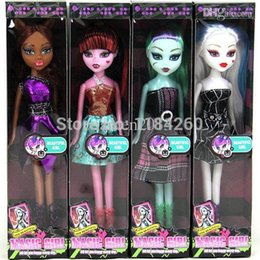 Wholesale Interactive Dolls - Wholesale-2017 Best sale monsters inc high dolls free shipping