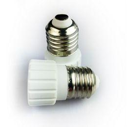 Wholesale Lamp Socket Splitter - E27 to GU10 Socket Lamp Holders Adapter Converter Socket Splitter High Temperature Resistant Anti-aging Lamp Bases