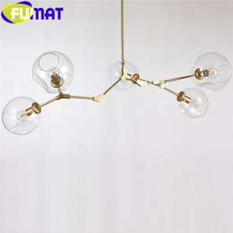 bubble lighting fixtures. FUMAT Lindsey Bubble Lamp Modern Nordic Pendant Lights Bar Stair Dining Room Living Glass Shade Adelman Fixtures Lighting