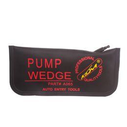 Wholesale Unlock Car Tool - Big Size Air Wedge Air pump wedge Inflatable Unlock Door car Door Air Cushioned Powerful Hand Pump