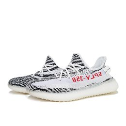 Wholesale Pre Fall - PRE-ORDER 350V2 BOOST BZ0256 MEN WOMEN FOOTWEAR TOP QUALITY, KANYE WEST SPLY-350 REAL BOOST HEELS RUNNING SHOES OUTDOOR BOOST SIZE9.5