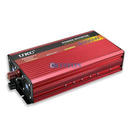 carro seno Desconto DHL 5 PCS 12 V 4000 W / 4 KW Modificado Inversor de Onda Senoidal 12 V 220 V Car Power Inverter